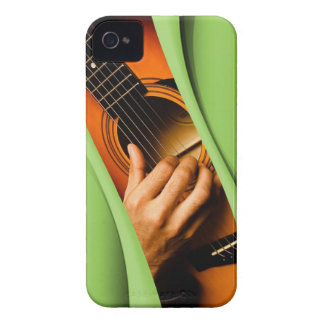 Music Guitar iPhone 4/4S Case-Mate Barely There Case-Mate iPhone 4 Cases