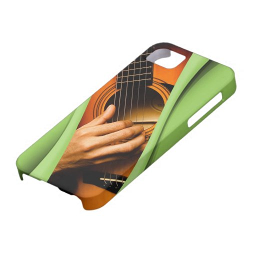 Music Guitar iPhone 5 Cover