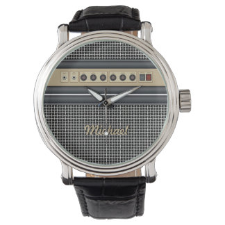 Music Guitar Sound Amplifier Watch