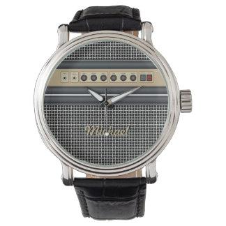 Music Guitar Sound Amplifier Watches