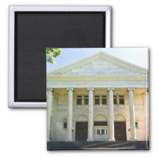 Music Hall in Snug Harbor Magnet