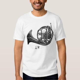 Music_Horn_01 Tee Shirt