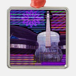 Music Idol Fans Competition Christmas Tree Ornament
