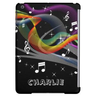 Music Illustration custom name device cases