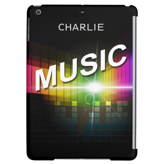 Music Illustration custom name device cases