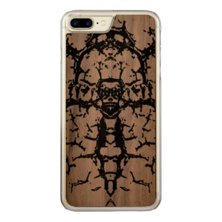 music in my forest carved iPhone 8 plus/7 plus case