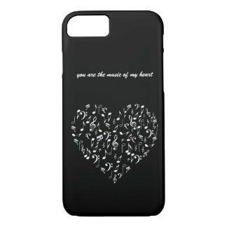 music in my heart iPhone 8/7 case