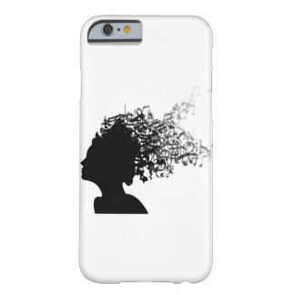Music in my mind barely there iPhone 6 case