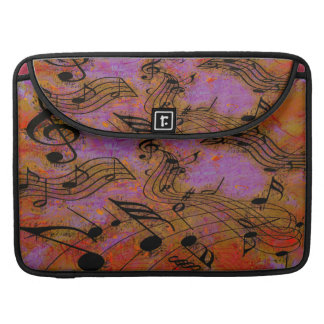 MUSIC IN THE AIR MacBook Pro Sleeve