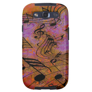 MUSIC IN THE AIR Samsung Galaxy S 3 Case Galaxy SIII Cases