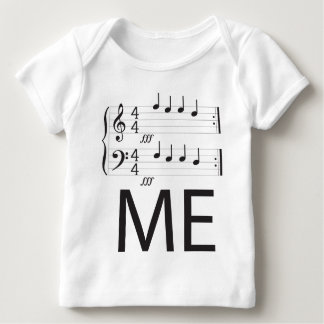 Music Infant Long Sleeve, Feed me! Baby T-Shirt