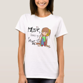 Music inspired original design T-Shirt