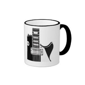 Music instrument guitar - Musicians Mugs