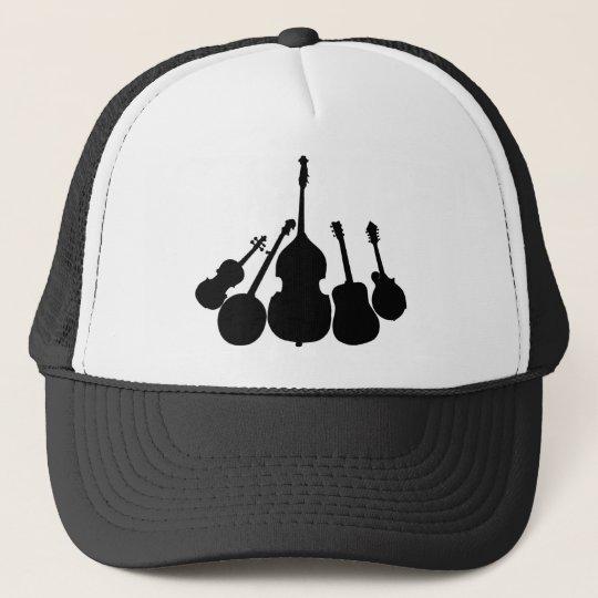MUSIC INSTRUMENTS-HAT CAP
