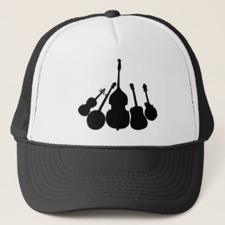 MUSIC INSTRUMENTS-HAT TRUCKER HAT