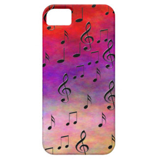 Music  Instruments  notes dance tunes radio keys iPhone 5 Case