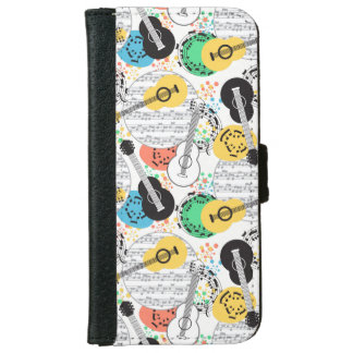 Music iPhone 6/6s iPhone 6 Wallet Case