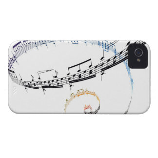 Music is Based on Fanataisie iPhone 4 Cover