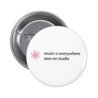 music is everywhere rave on studio button