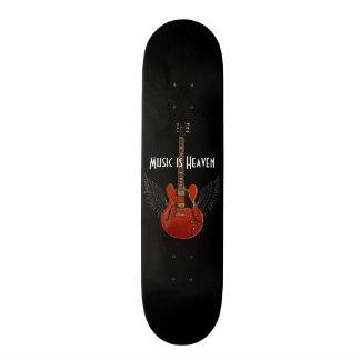 Music is Heaven Skateboard
