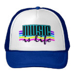Music is life hat