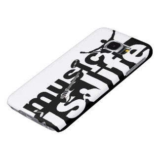 Music is Life phone cases