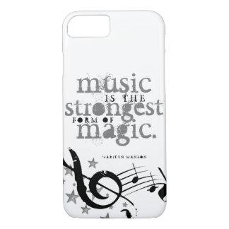 Music is magic! iPhone 8/7 case