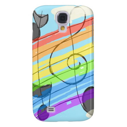 Music is Magical Galaxy S4 Cover