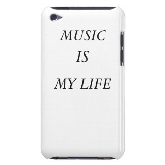 Music Is My Life Ipod case-mate