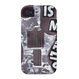 Music IS my religion Case-Mate iPhone 4 Cases