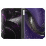 Music is purple geometry cases for the kindle
