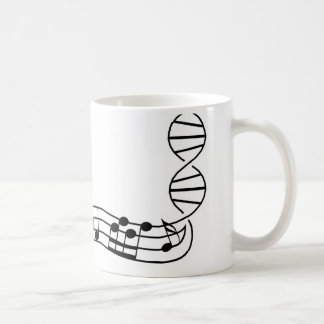 Music: it's in my DNA Coffee Mug