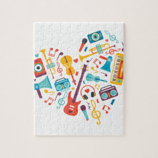Music Jigsaw Puzzle
