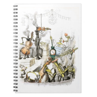 Music Journal Notebook Diary Sketch Book