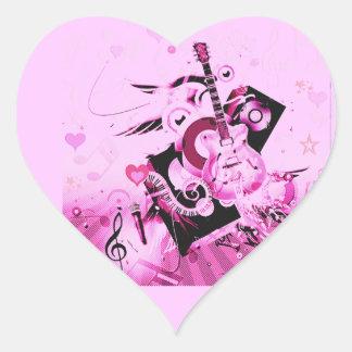 Music Journey,Pink_ Sticker