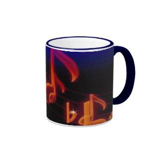 Music Keys Mug