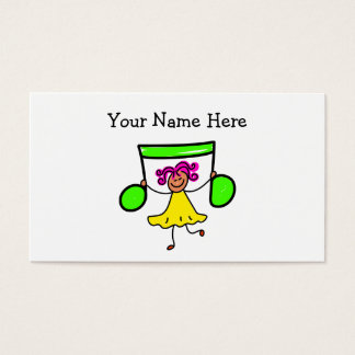 Music Kid Business Card