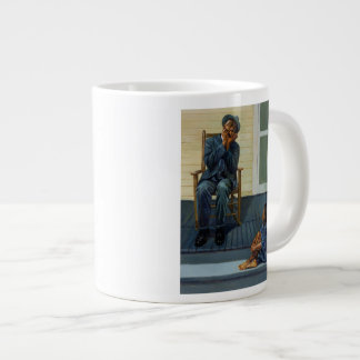 Music Lesson #1 2000 Large Coffee Mug