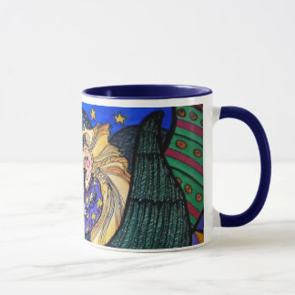 Music Love Celestial Being Mug