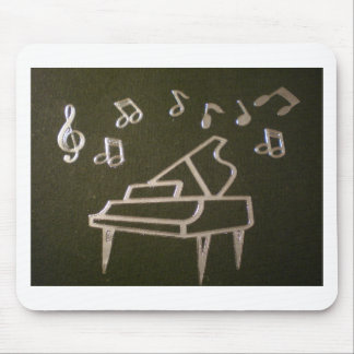 MUSIC LOVELY MUSIC MOUSE MAT
