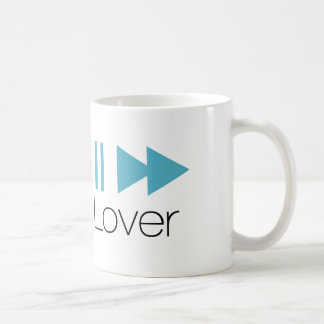 Music Lover Basic White Mug