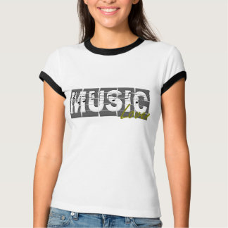MUSIC LOVER Creations T-shirt