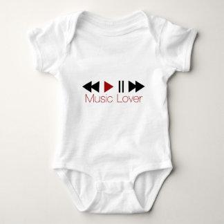 Music Lover Infant Creeper