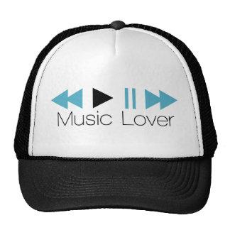 Music Lover Mesh Hat