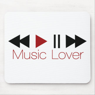 Music Lover Mouse Pads