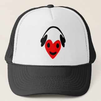 """""""Music Lover"""" Trucker Hat"""