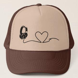 Music Lover Trucker Hat