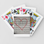 Music Lovers playing cards