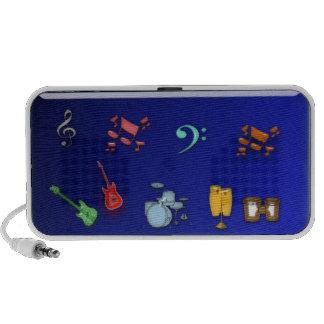 Music Lovers Portable Speakers