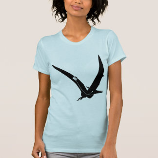 Music loving Pterodactyl dinosaur design T-Shirt